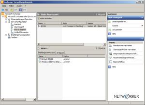 EMC: Empfangsconnector