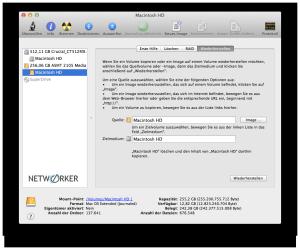 Mac OS: Festplatte klonen