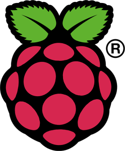 Logo der Raspberry Pi Foundation